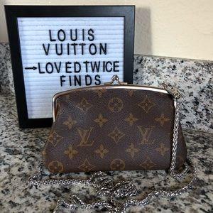 Vintage Louis Vuitton Clutch